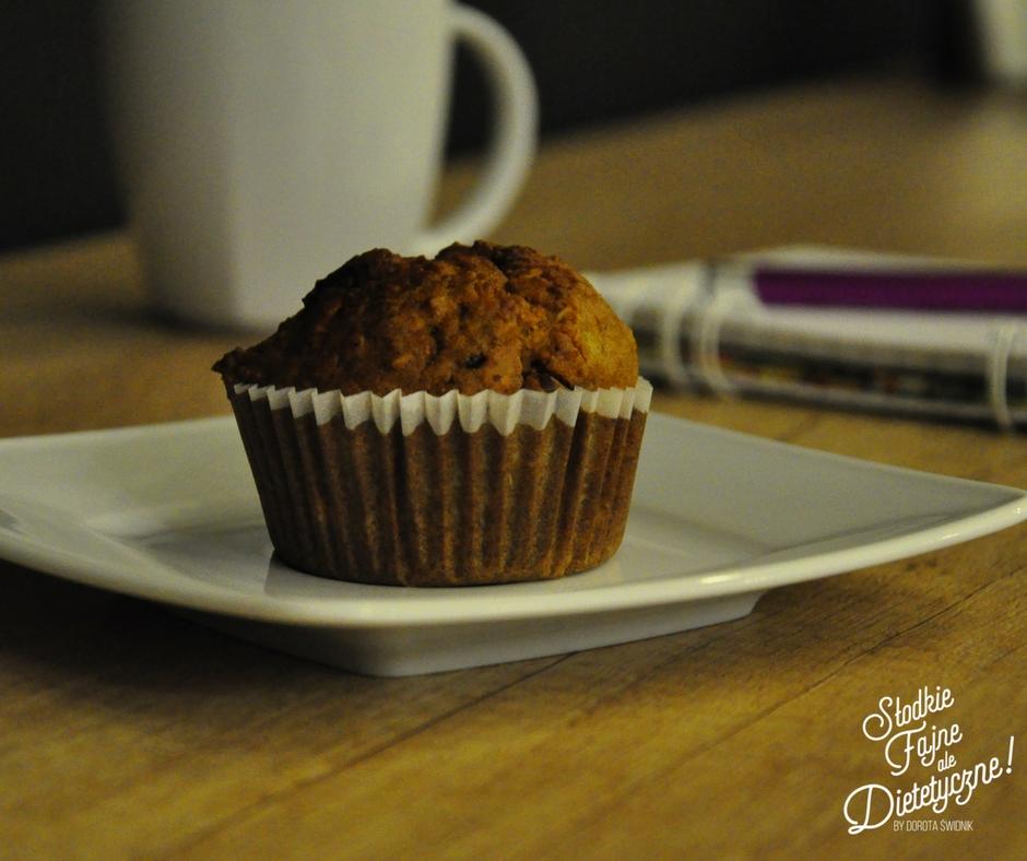 muffiny z dyni dla dzieci