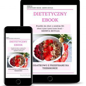 Dietetyczny ebook z niskim IG