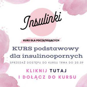 kurs dla insulinoopornych